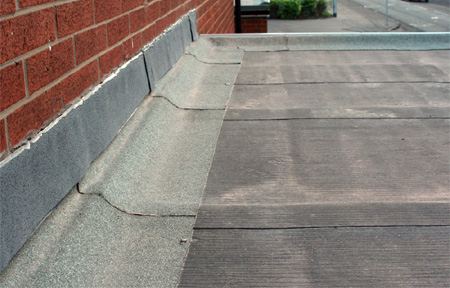 Flat-roof-blistering-Toronto-Roofing-blister-modified-bitumen-repair