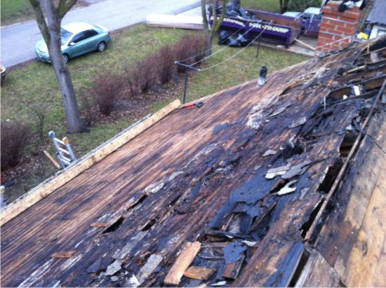 Rotting-Roof-Deck-Toronto- Roofing 1