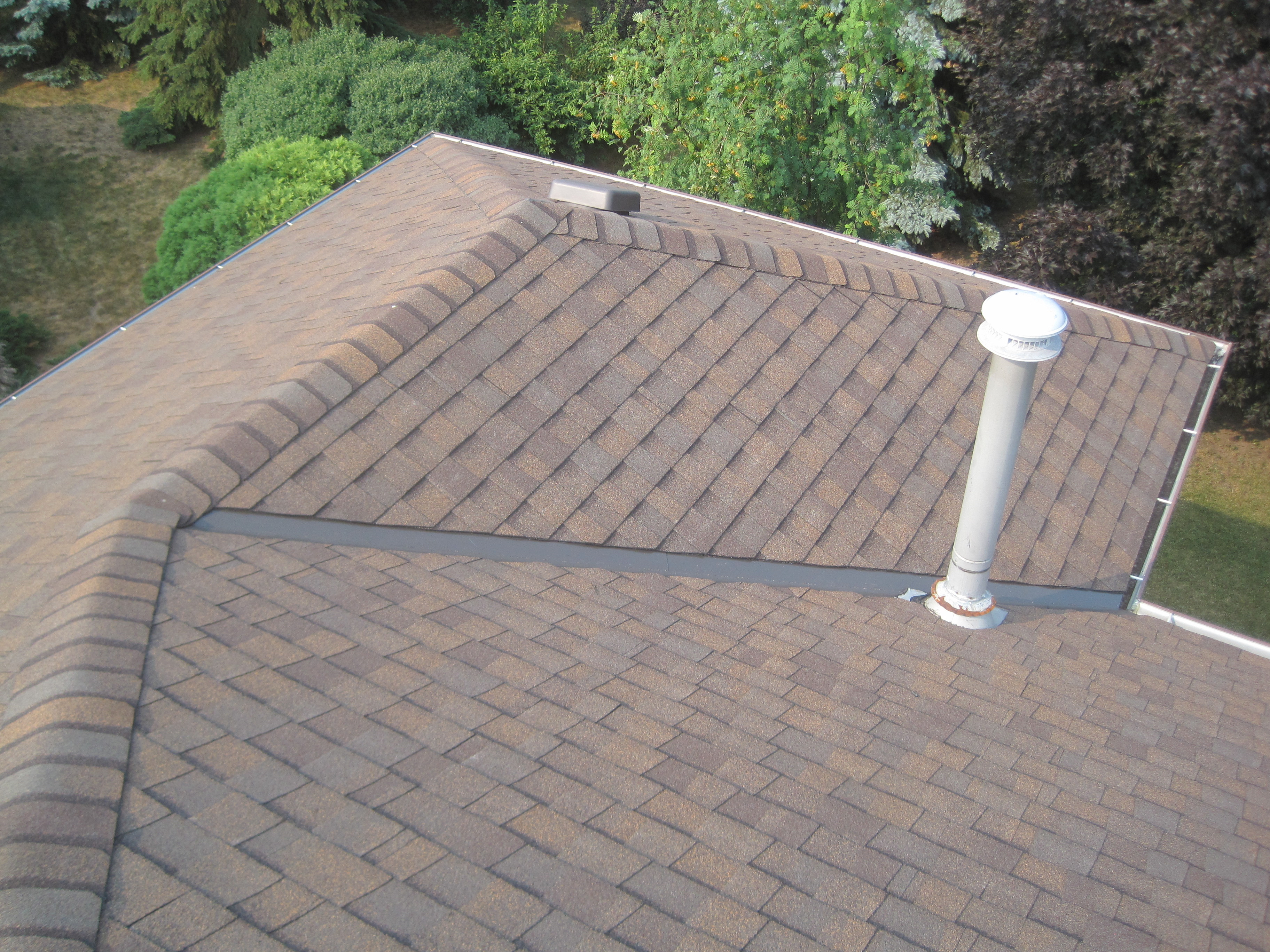 Asphalt shingle roofs portfolio for Roofing tar on shingles