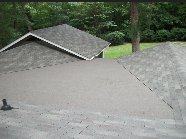 Modified Roofing Materials : Flat roofs portfolio torontoroofing