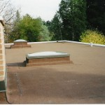 Toronto roofing flat roof modified bitumen soprema cabbagetown annex rosedale the beach beaches skylight