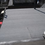 Toronto roofing flat roof modified bitumen soprema