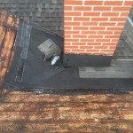 Toronto roofing flat roof heritage cabbagetown forest hill annex rosedale chimney