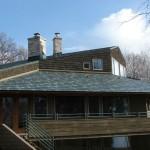 Toronto Roofing roof installation aluminum metal edco arrowline