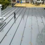 Toronto Roofing roof installation aluminum metal edco arrowline standing seam