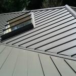 Toronto Roofing roof installation aluminum metal edco arrowline standing seam skylight