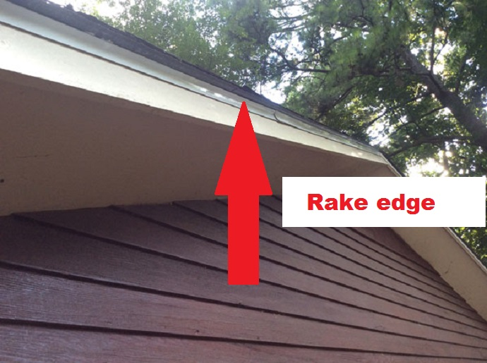 Roofing Rake Amp Rake And Gable Trim 1