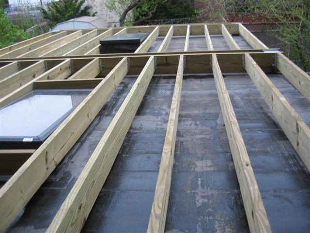 Toronto Roofing-Rooftop Decks-Roof Related Carpentry 3