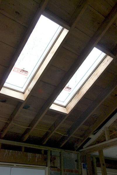 Skylights portfolio for Velux cladding kit