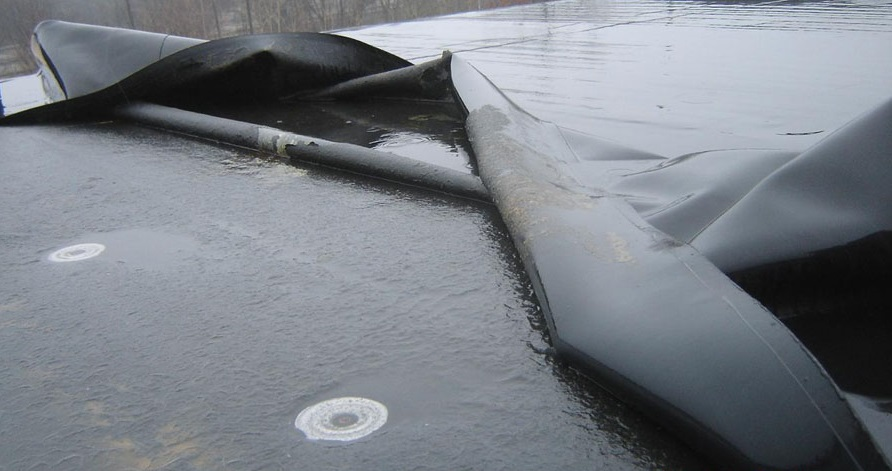 Toronto-Roofing-flat-roof-Non-reinforced-EPDM-Blow-off-repair