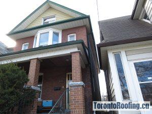Cedar Shingles On Mansard Roof Wall Torontoroofing Ca