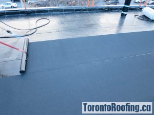 commercial,flat,roof,toronto,roofing,modified,bitumen,BUR,hot,applied,appartment,building,torch,asphalt,parapit,caps,condo,warehouse