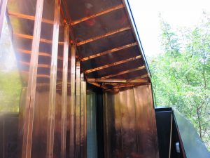 toronto,roofing,roof,wall,cladding,siding,copper,metal,exterior,standing,seam,soffit,wood,panels,modern,home,luxury,masion,architecture