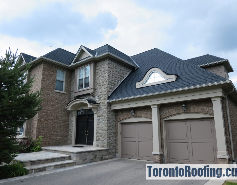 Toronto, Roofing, Sloped, Roof, Shingles, Certainteed, Landmark,  Architectural,