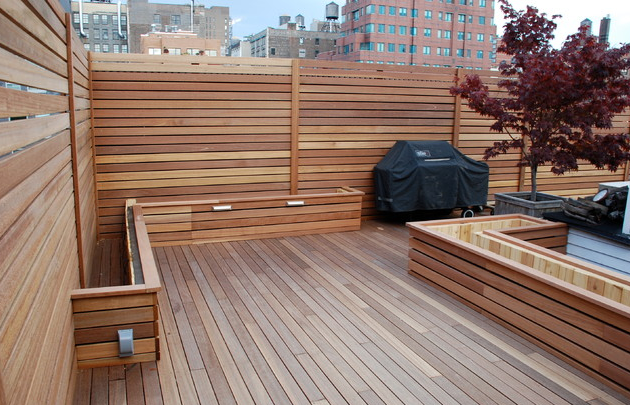 Roof Top Decks Amp Roof Related Carpentry Services