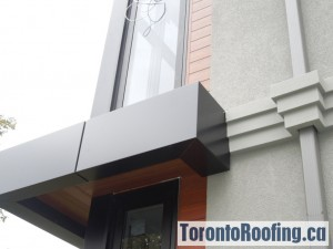 Wood, Metal, Copper Cladding & Siding | TorontoRoofing.ca