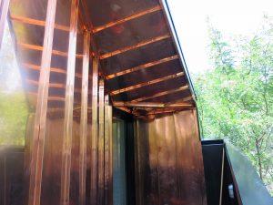 Wood Metal Copper Cladding Amp Siding Torontoroofing Ca