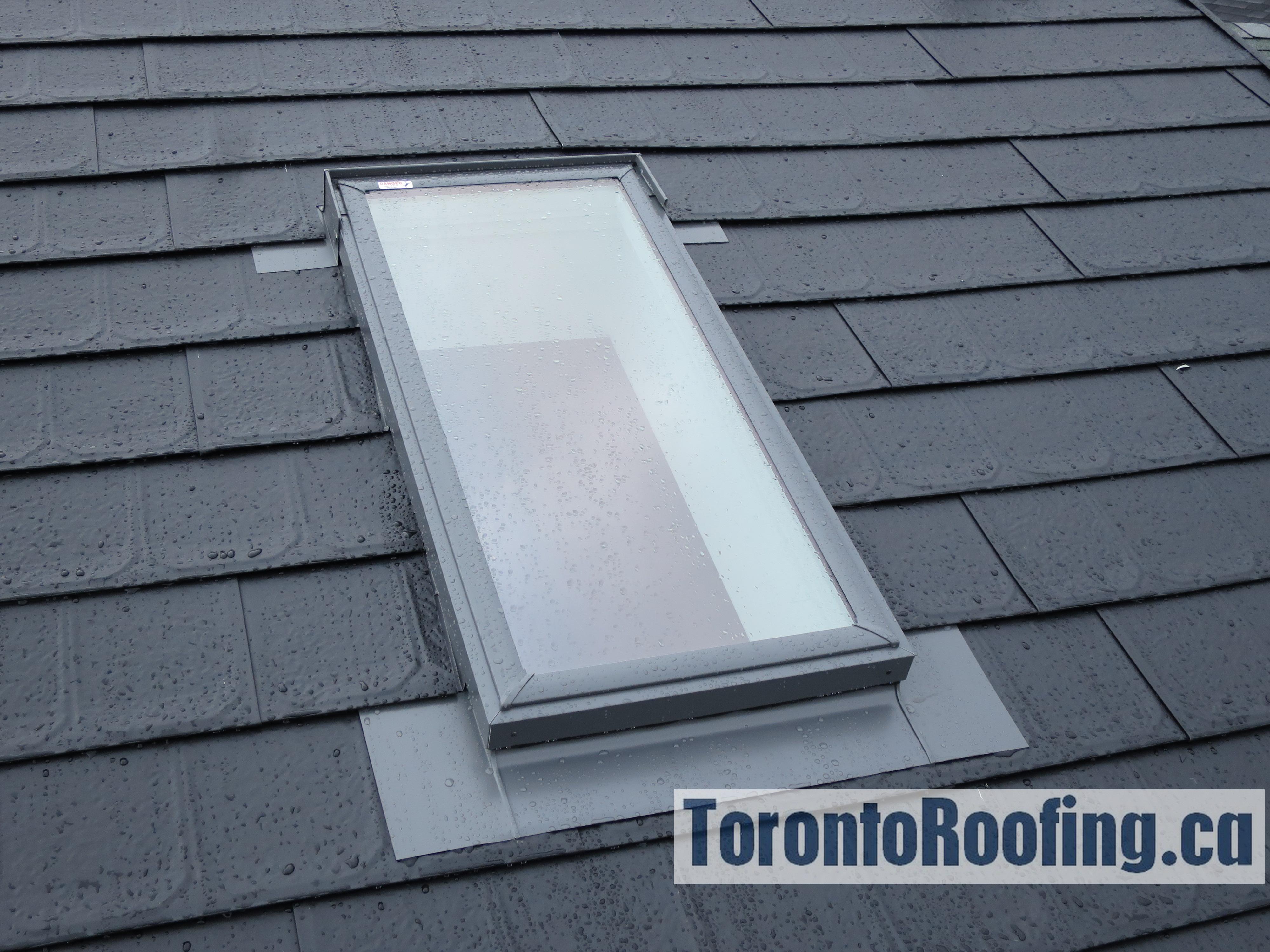 Metal Shingles Toronto Roofing